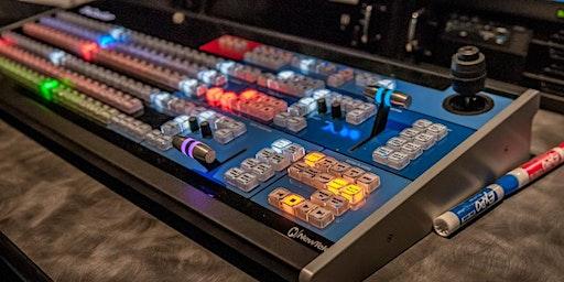 The TV Studio Experience
