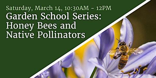 Garden School Series: Honey Bees and Native Pollinators