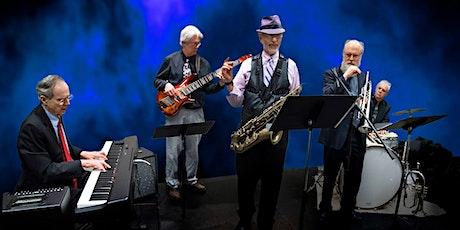 Jonas Magram Jazz Quartet at Café Paradiso tickets