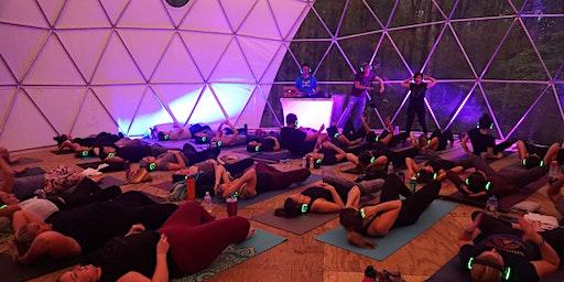 Geode Yoga + Fitness with Yoga SOUND VOYAGE featuring DJ Taz Rashid