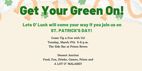St. Patrick's Day Party!  Women's Council of REALTORS Jefferson City tickets