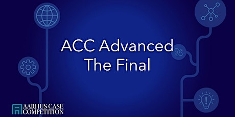 ACC Advanced - The Final tickets