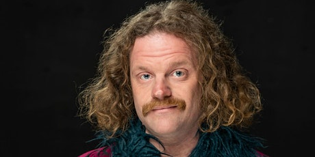 Comedian Alex Hooper at DNA's Comedy Lab tickets