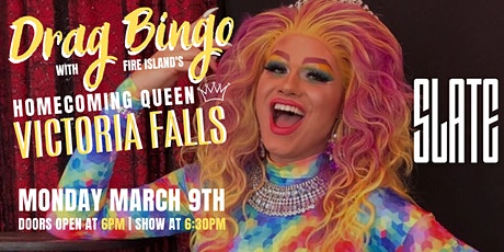 DRAG BINGO WITH VICTORIA FALLS! tickets
