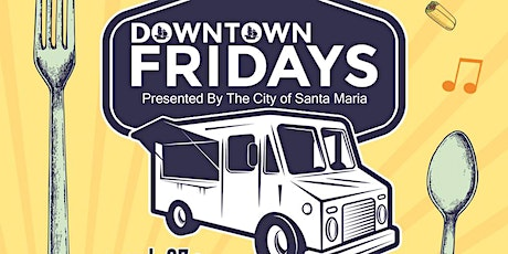 Downtown Fridays tickets