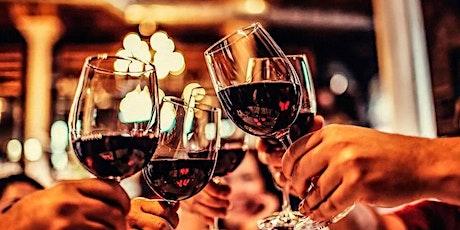 Burlington Wine Club - Food, Wine and Live Jazz tickets