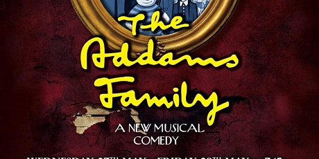 DODS Production of Addams Family Friday Performance tickets