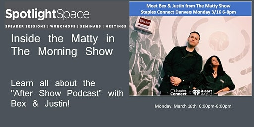 Inside the Matty in The Morning Show