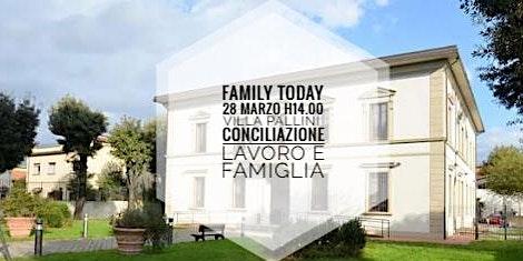 Family ToDay come conciliare lavoro e famiglia