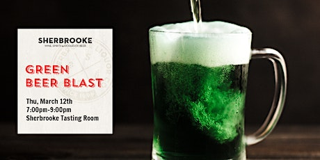 Pre-St. Patrick's Day Green Beer Blast tickets
