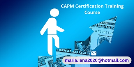 CAPM Certification Training Course in Edison, NJ tickets