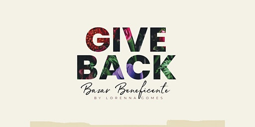 BAZAR GIVE BACK By Lorenna Gomes