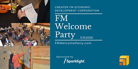 FM Welcome Party- May 19, 2020 tickets