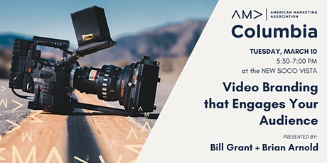 Video Branding that Engages Your Audience tickets