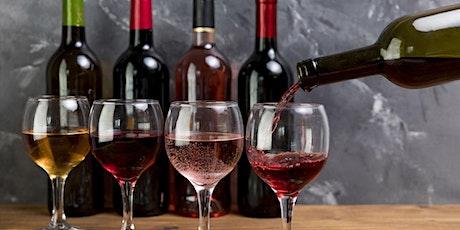 Wine Night April:  Burgundy Wine Tastings tickets