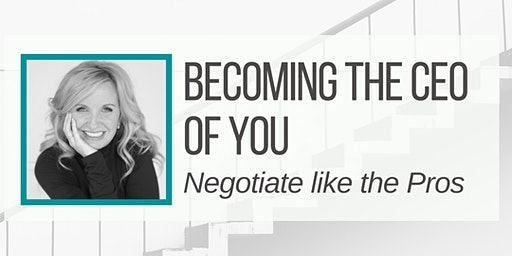 Becoming the CEO of You