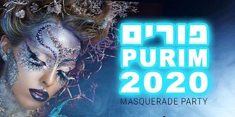 Purim Masquerade 2020 @ Up & Down tickets