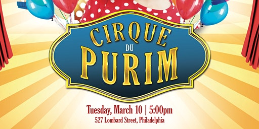 Purim in the Circus