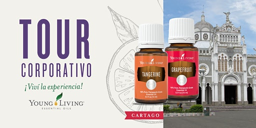 Tour Corporativo: ¡Viví la experiencia Young Living! - Cartago