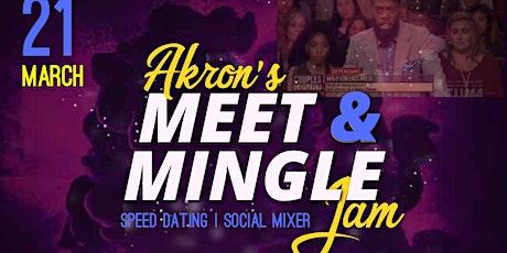 Akron's Meet & Mingle Jam tickets