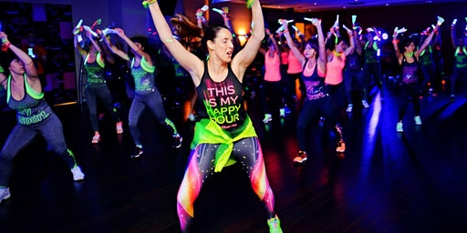 Clubbercise Long Eaton with Sallyann Jones 2nd March 2020