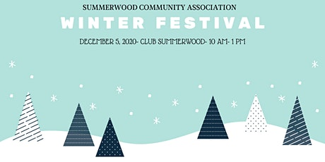 Summerwood Winter Festival 2020 tickets
