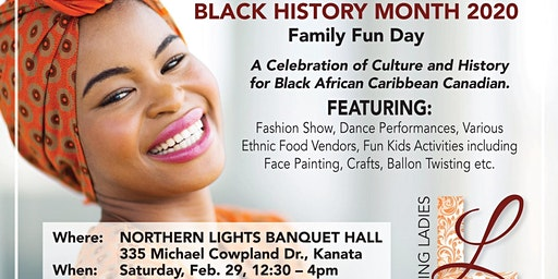 Black History Month 2020 - Family Fun Day