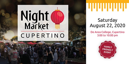 Night Market Cupertino 2020