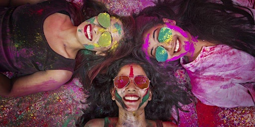Holi with Saheli's: Colors, Dance, Games and Friends!!