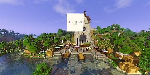 Minecraft Session (LAN) - Morning