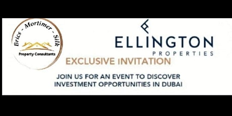 Property investment Event tickets