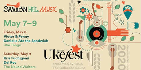 Denver Ukefest 2021 tickets