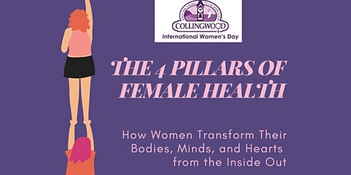 The 4 Pillars of Female Health