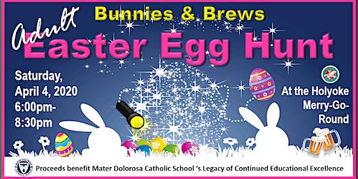 Bunnies & Brews ADULT Easter Egg Hunt