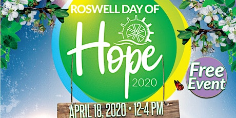 POSTPONED: Roswell Day of Hope - FREE EVENT tickets