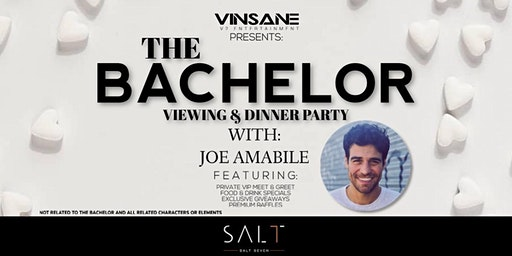 Bachelors In Delray Viewing & Dinner Party Finale With Grocery Store Joe