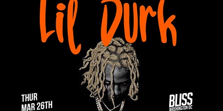 DmvSpringFest : Lil Durk Performing Live tickets