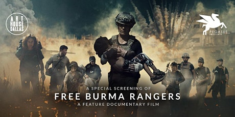 POSTPONED - Free Burma Rangers Film Screening tickets