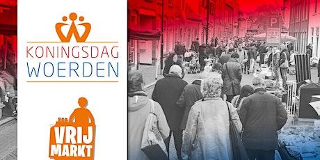 Kramenmarkt Koningsdag Woerden 2020 [O] tickets
