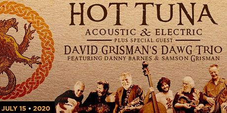 Hot Tuna Acoustic & Electric tickets