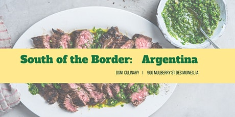 South of the Border: Argentina tickets