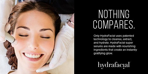 Earth Month Kickoff Party : HydraFacial Experience