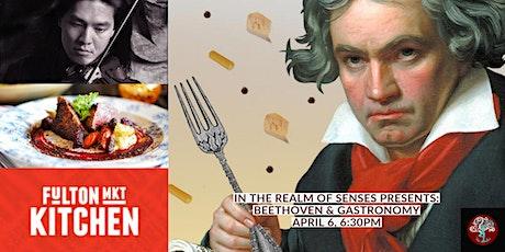 ITROS Presents: Beethoven & Gastronomy at Fulton Market Kitchen tickets