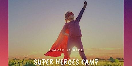 Super Hero Summer Camp tickets