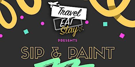 TravelEatSlay Sip & Paint tickets