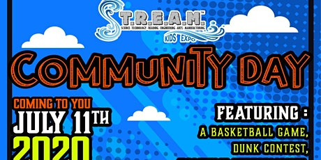 S.T.R.E.A.M. Community Day with Atlanta Legends tickets