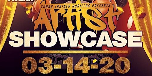Ytg Artist showcase