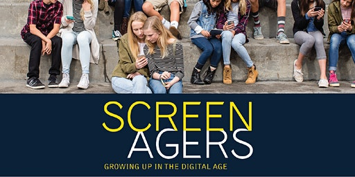"""Screenagers"" - Watford City Screening"