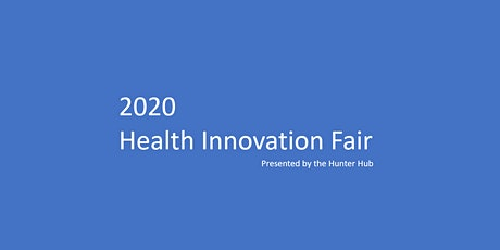 Health Innovation Fair tickets