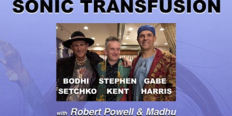 SONIC TRANSFUSION Journey To The Center Of The Sonic Universe tickets